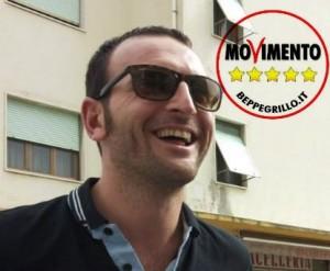 Francesco Serretti, Consigliere portavoce del M5S Rosignano