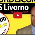 M5S Tour dei Comuni a Livorno