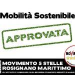 mozione mobilità sostenibile e car sharing