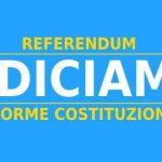 noidiciamo NO referendum costituzionale