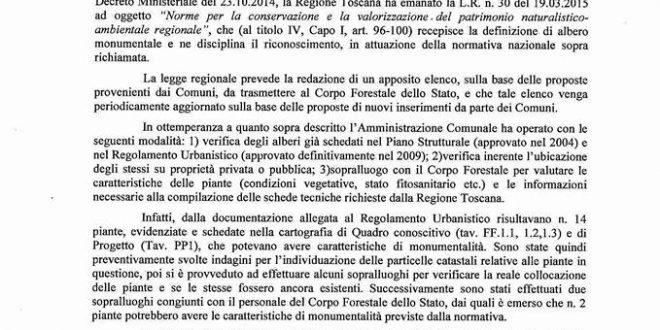 RITARDO E COLPEVOLE DISINTERESSE VERSO LA TUTELA E VALORIZZAZIONE DEL PATRIMONIO VERDE