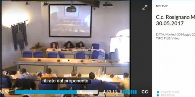 Abolizione del pedaggio del casello a #Rosignano: il PD ritira la mozione, la presentiamo noi garantendo che verrà discussa