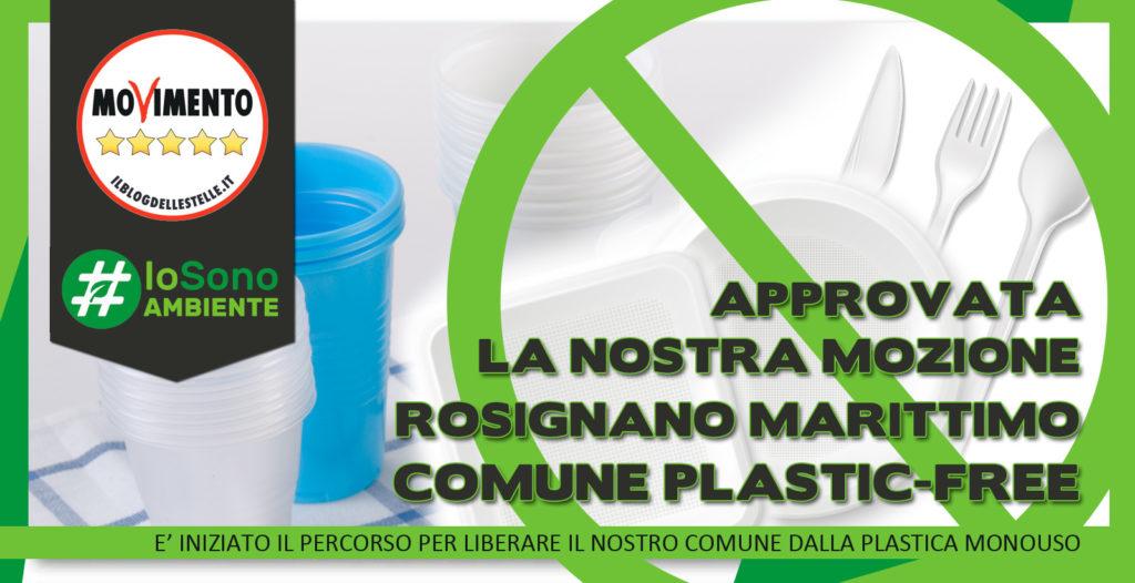 rosignano marittimo comune plastic free
