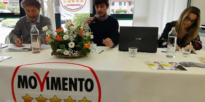 IL M5S ROSIGNANO E CECINA INCONTRA LE ASSOCIAZIONI DEGLI AGRICOLTORI