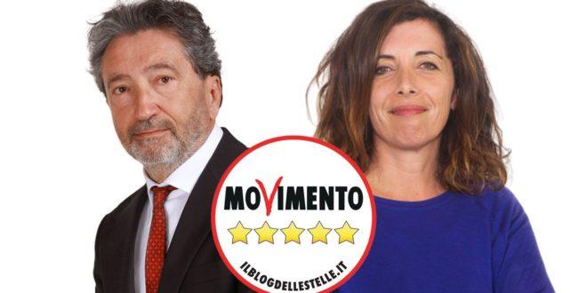 BUON LAVORO A MARIO ED ELISA