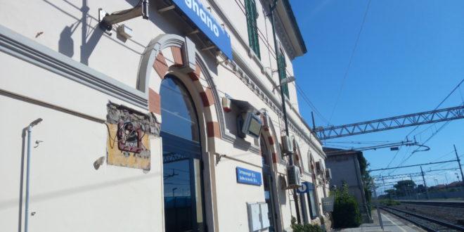 Biglietteria della Stazione di Rosignano: a rischio di chiusura permanente