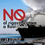 M5s Rosignano marittimo NO al Rigassificatore Edison