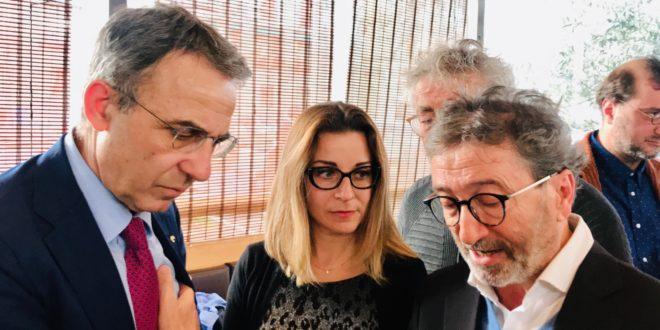 POZZI INQUINATI AI PALAZZONI ALL'ATTENZIONE DEL MINISTRO DELL'AMBIENTE COSTA