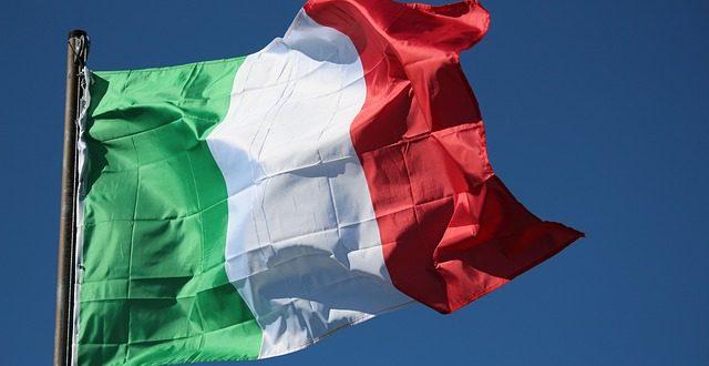 DA OGGI IL NOSTRO SPAZIO A 5 STELLE ESPORRÀ LA BANDIERA ITALIANA
