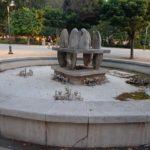 fontana piazza vada degrado