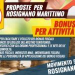 mozione m5s bonus fiscali