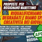 Mozione Rosignano Street Art m5s