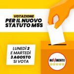 votazione statuto m5s